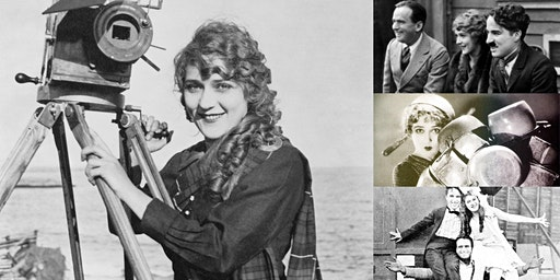 Mary Pickford: The World's First Major Movie Star Webinar