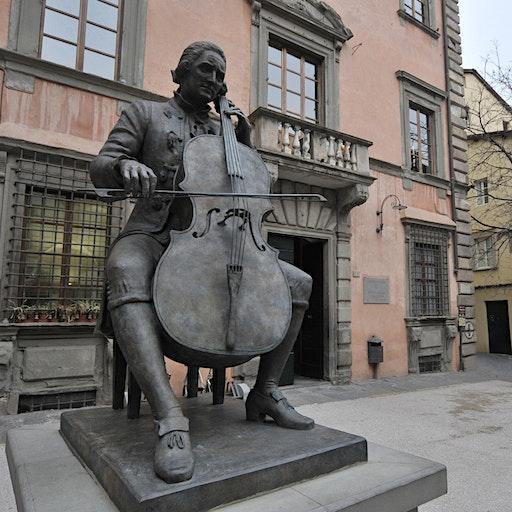 Istituto Superiore di Studi Musicali L. Boccherini logo