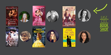 Cue the Fireworks: 6 Historical Romance Authors Talk All Things Love tickets