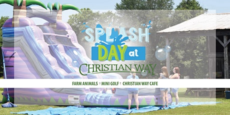 Christian Way Farm Splash Day tickets