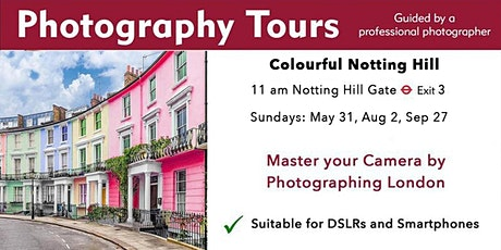 Colourful Notting Hill Tour tickets
