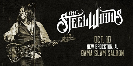 The Steel Woods at Bama Slam Saloon tickets