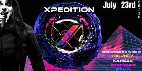 Xpedition - Journey | Kansas | Foreigner | Styx - members of SFO tickets