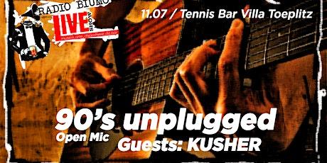 Radio Biumo Live presenta: 90's Unplugged biglietti