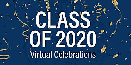 UG Class of 2020 Virtual Celebrations tickets