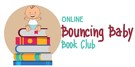 Bouncing Baby Bookclub via Zoom with Juliette Saumande tickets