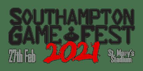 Southampton Game Fest 2021 tickets