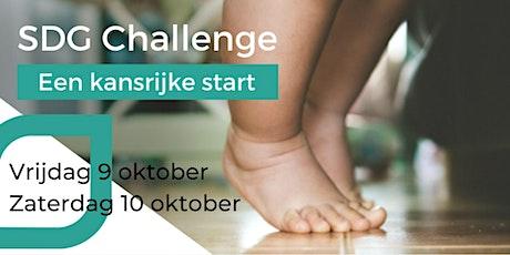 SDG Challenge - Een kansrijke start tickets
