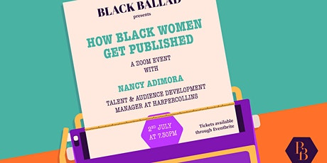 How Black Women Get Published tickets