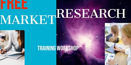 Free Market Research and Analysis Training Workshop tickets