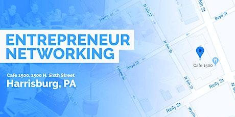 (ONLINE) Entrepreneur Networking (Harrisburg PA) tickets