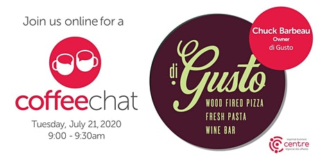Coffee Chat with di Gusto tickets