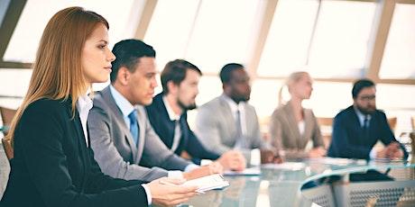 Master CEOs Seminar tickets
