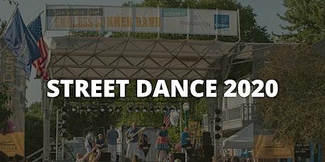 Zionsville Street Dance 2020 tickets