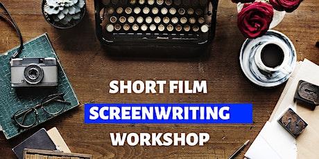 Joshua Wade's Online Screenwriting Workshop tickets