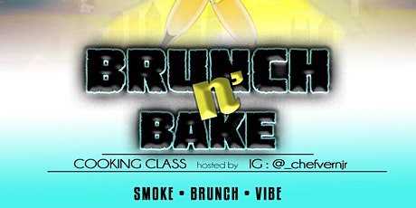 Brunch n' Bake: Cooking Class tickets
