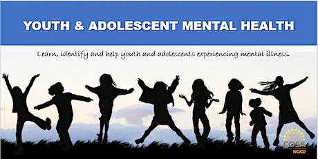 Youth and Adolescent Mental Health tickets