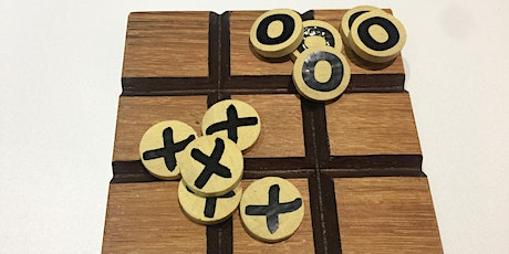 Kids - Make a noughts and crosses game, age 8+ tickets