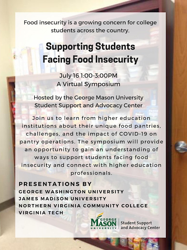 Supporting Students Facing Food Insecurity in Higher Education image