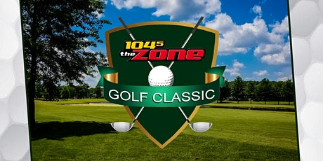 104-5 The Zone's 2020 Golf Classic tickets