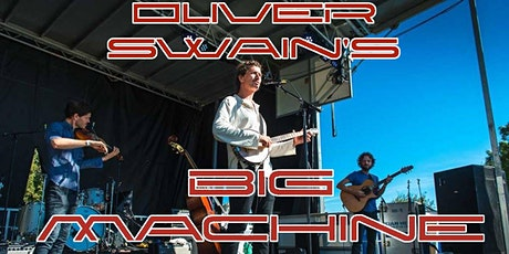 Oliver Swain's BIG MACHINE with Adam Dobres & Richard Moody tickets