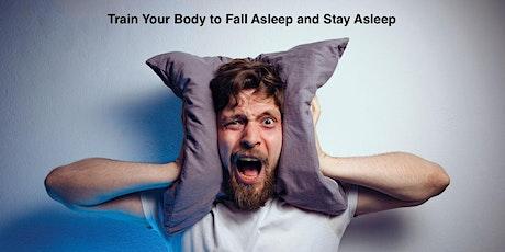 Superior Sleep Masterclass - July tickets
