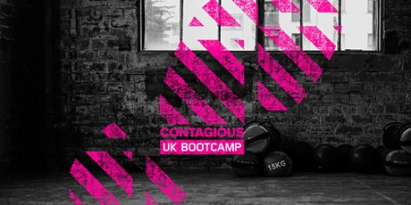Contagious UK Summer Bootcamp tickets