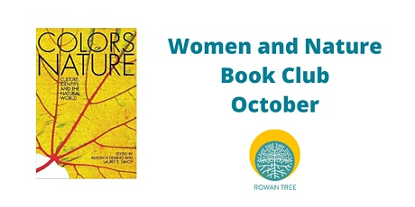 Women and Nature Bookclub: October (online) tickets