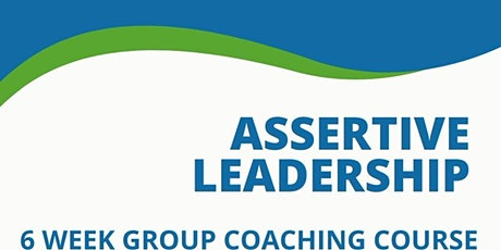 Online Assertive Leadership Course tickets