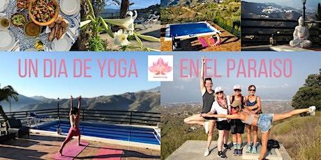Un día de yoga en el paraiso-a day in yoga paradisw entradas