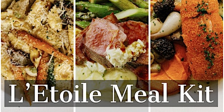 L'Etoile Meal Kits tickets