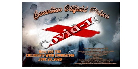 33rd Annual Canadian Oilfield Riders Ride tickets