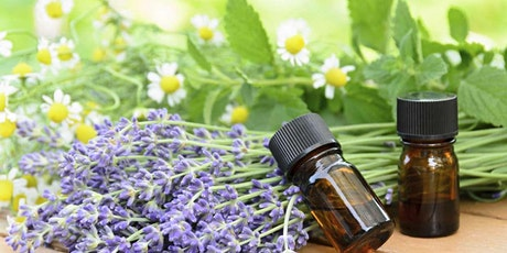 Aromatherapy and Herbs for Energy, Weight and Stress tickets