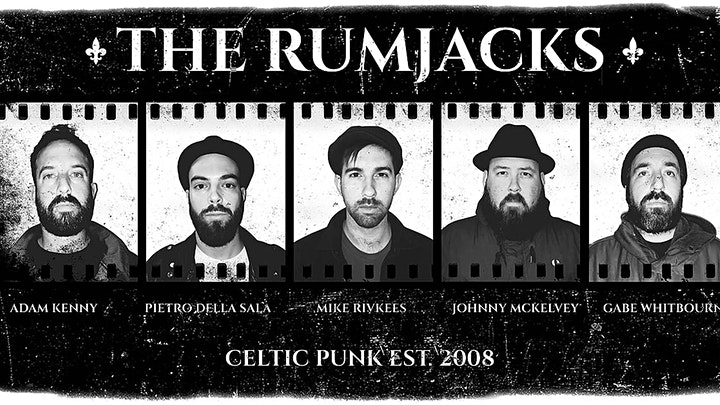 Afbeelding van THE RUMJACKS