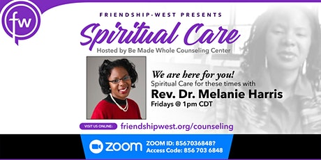 Online Spiritual Care tickets