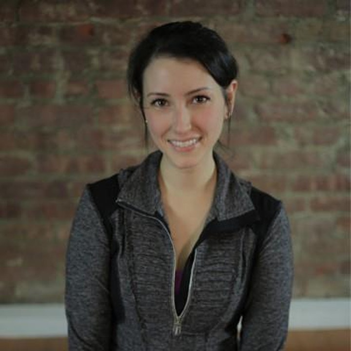 Yoga from your Desk with Renee Napoleone image