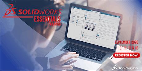 SOLIDWORKS Essentials Training tickets