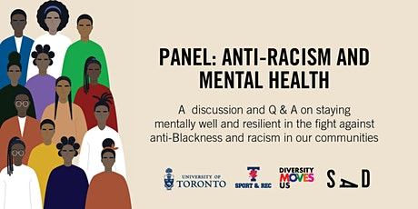 Panel Discussion: Anti-Racism & Mental Health tickets
