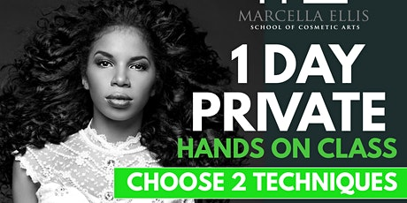 1 Day Private Hands-on Class tickets