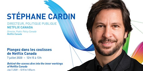 Conversation with Stéphane Cardin billets