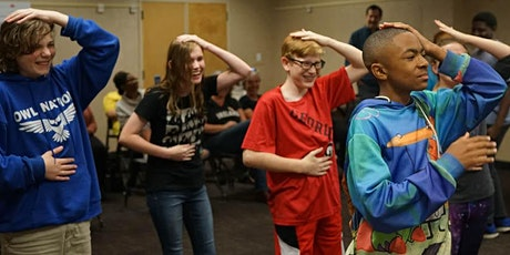 Virtual Acting Camp: Session F tickets