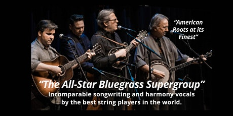 John Jorgenson Bluegrass Band - LIVE at the VMF Drive-In tickets