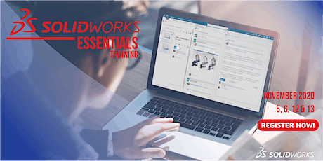 Copy of SOLIDWORKS Essentials Training tickets