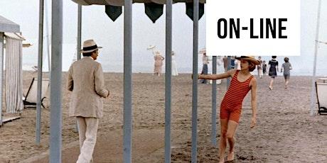 Adaptação: entre a literatura e o Cinema | Morte em Veneza ingressos