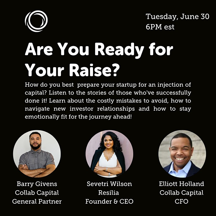 Are You Ready For You Raise? image