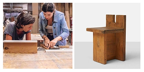 Mindful Making: A Women's Woodworking Class - Benches and Stools tickets