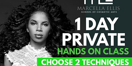 Los Angeles/ 1 Day Private Hands-on Class tickets
