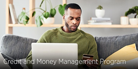 Credit and Money Management Virtual Workshop tickets