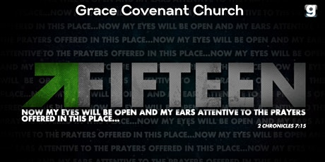 Grace Covenant Church 7Fifteen Service tickets