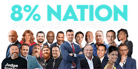 8% Nation Insurance Conference tickets
